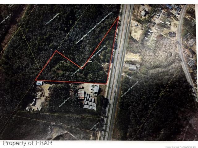 1185 Eastern Boulevard, Fayetteville, NC 28306 (MLS #552739) :: Weichert Realtors, On-Site Associates