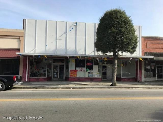 117 Main Street, Red Springs, NC 28377 (MLS #552746) :: Weichert Realtors, On-Site Associates