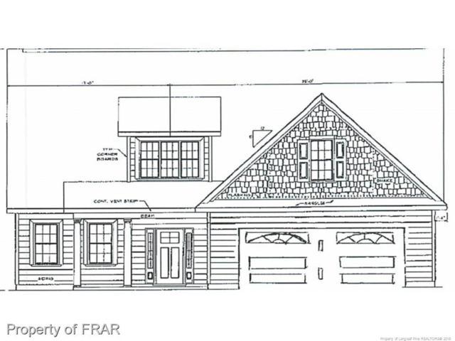325 Lyman (Lt 32) Street, Fayetteville, NC 28312 (MLS #552887) :: Weichert Realtors, On-Site Associates