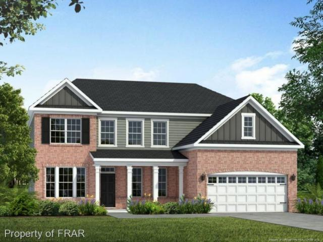 338 Bedford (Lt 209) Drive, Raeford, NC 28376 (MLS #552966) :: Weichert Realtors, On-Site Associates