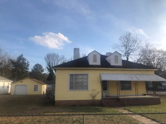 182 Graham Street, Red Springs, NC 28377 (MLS #553278) :: Moving Forward Real Estate