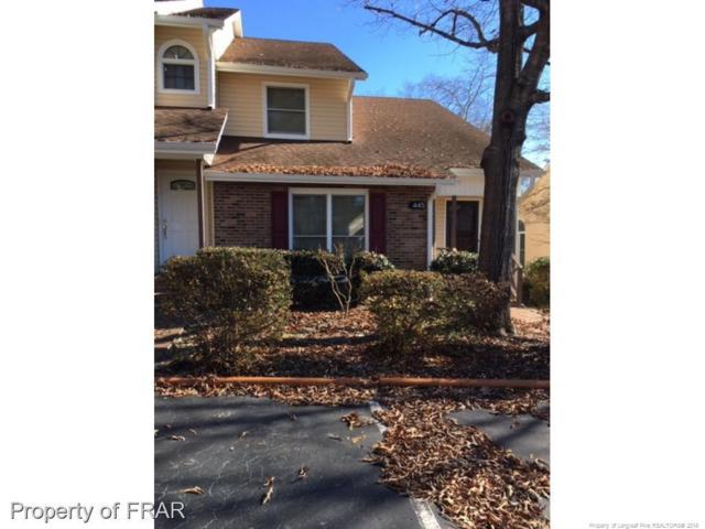 445 Lands End Road, Fayetteville, NC 28314 (MLS #553414) :: Weichert Realtors, On-Site Associates