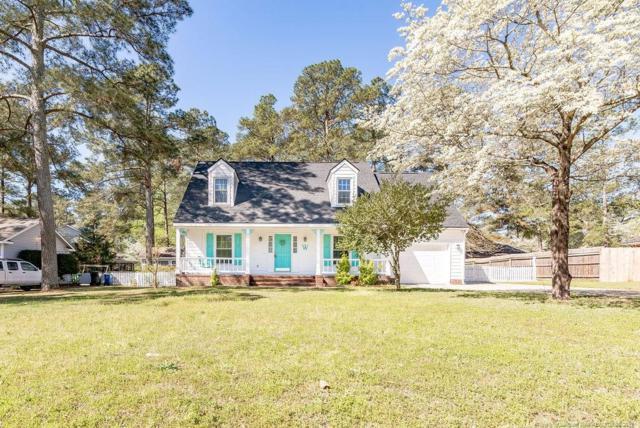 3605 Thorndike Drive, Fayetteville, NC 28311 (MLS #554183) :: Weichert Realtors, On-Site Associates