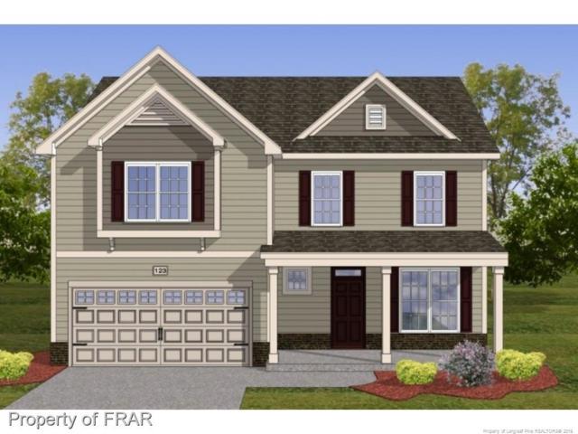 2225 Courtland (Lt 65) Drive, Fayetteville, NC 28314 (MLS #554664) :: Weichert Realtors, On-Site Associates