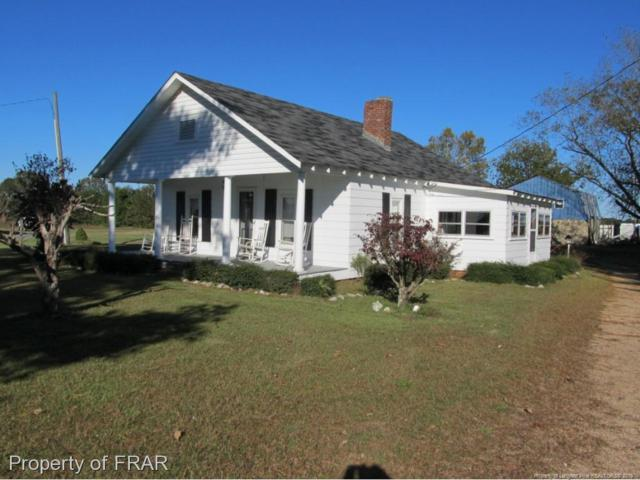 1016 Raven Rock Road, Lillington, NC 27546 (MLS #554668) :: Weichert Realtors, On-Site Associates