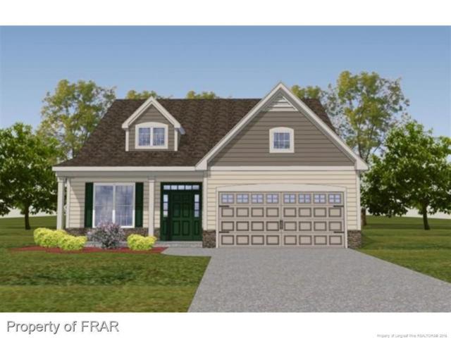 5653 Pondhaven (Lt 72) Drive, Fayetteville, NC 28314 (MLS #554671) :: Weichert Realtors, On-Site Associates