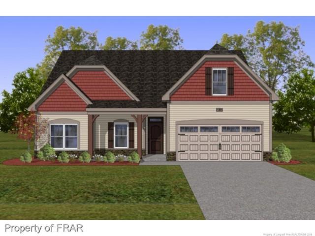 5733 Pondhaven (Lt 90) Drive, Fayetteville, NC 28314 (MLS #554678) :: Weichert Realtors, On-Site Associates