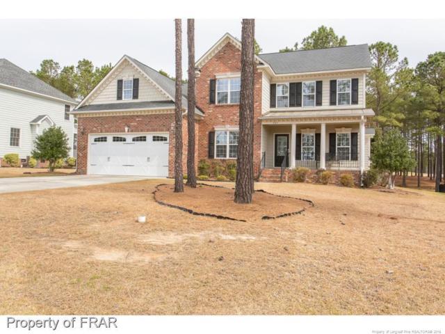323 Rolling Pines Drive, Spring Lake, NC 28390 (MLS #554956) :: Weichert Realtors, On-Site Associates