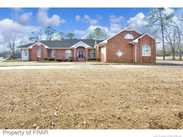 1007 Wild Pine Drive, Fayetteville, NC 28312 (MLS #555050) :: Weichert Realtors, On-Site Associates