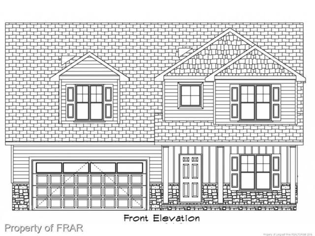 3733 Glencourse Way, Fayetteville, NC 28311 (MLS #555066) :: Weichert Realtors, On-Site Associates
