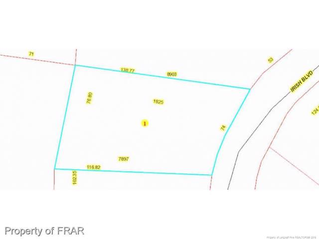 1825 Irish Boulevard, Sanford, NC 27332 (MLS #555074) :: Weichert Realtors, On-Site Associates