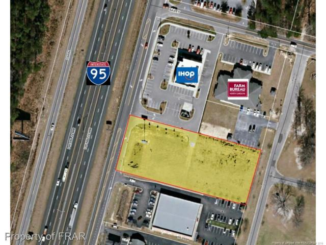 Kahn Drive, Lumberton, NC 28358 (MLS #555109) :: Weichert Realtors, On-Site Associates
