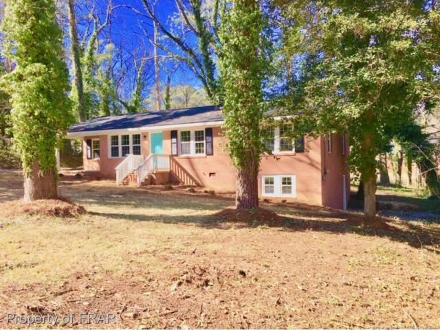 806 Pine Ridge Street, Sanford, NC 27330 (MLS #555395) :: Weichert Realtors, On-Site Associates