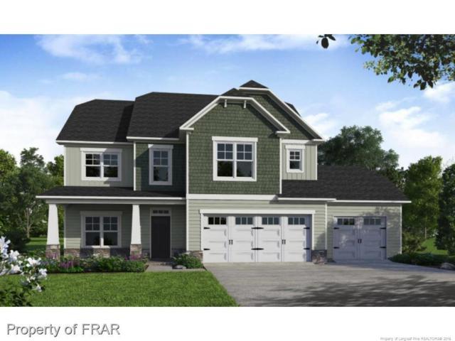 107 Meadowview Place #76, Whispering Pines, NC 28327 (MLS #555396) :: Weichert Realtors, On-Site Associates