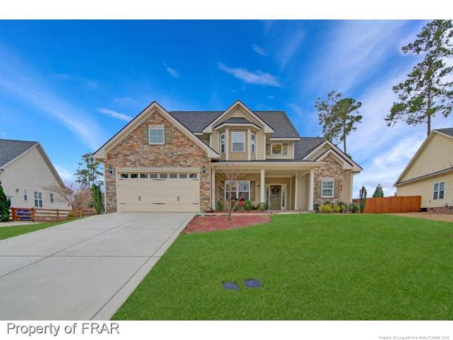 3909 Doonvalley Drive, Fayetteville, NC 28306 (MLS #555554) :: The Rockel Group