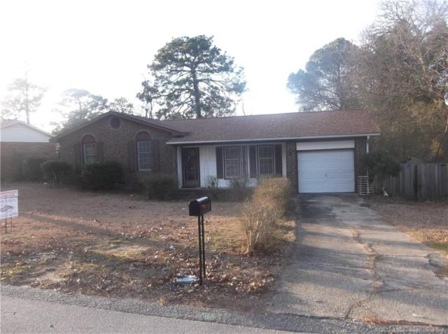 612 Emerald Drive, Fayetteville, NC 28311 (MLS #601412) :: Weichert Realtors, On-Site Associates