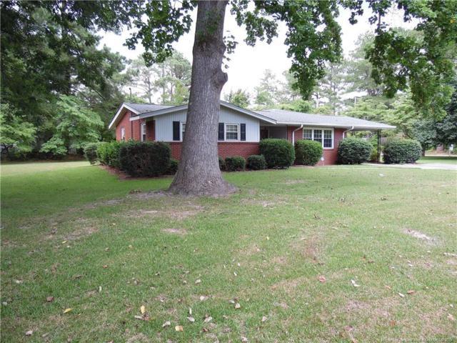 307 Highland Avenue, Lumberton, NC 28358 (MLS #601858) :: The Rockel Group