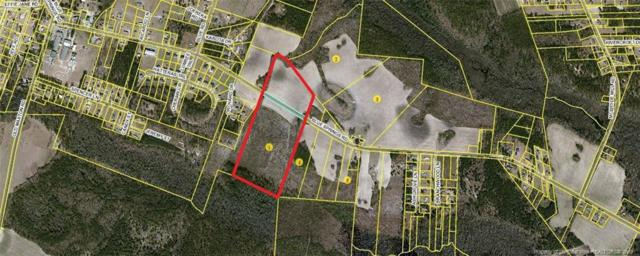 000 Blue Springs Road, Raeford, NC 28377 (MLS #602629) :: Weichert Realtors, On-Site Associates