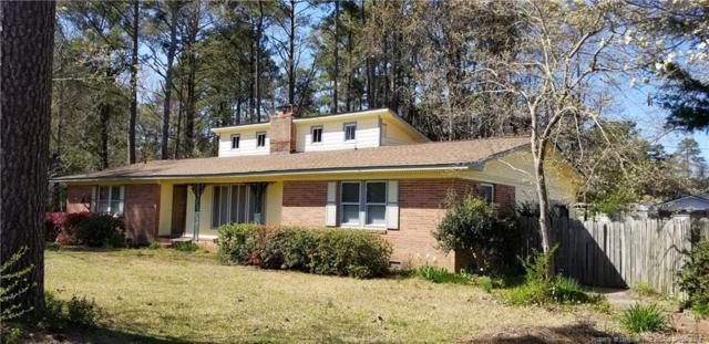 7502 Telfair Drive, Fayetteville, NC 28303 (MLS #602718) :: Weichert Realtors, On-Site Associates