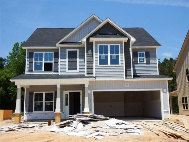 1839 Harrington (Lot 181) Road, Fayetteville, NC 28306 (MLS #604051) :: Weichert Realtors, On-Site Associates