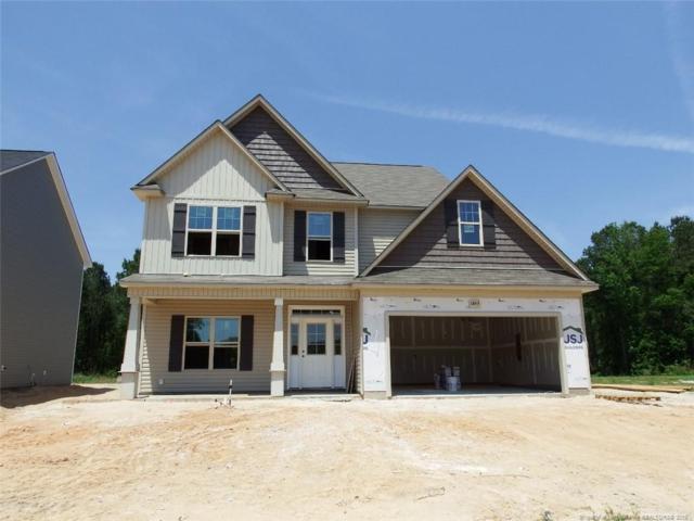 1843 Harrington (Lot 182) Road, Fayetteville, NC 28306 (MLS #604061) :: Weichert Realtors, On-Site Associates