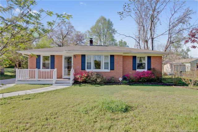717 Tupelo Circle, Fayetteville, NC 28304 (MLS #604143) :: Weichert Realtors, On-Site Associates