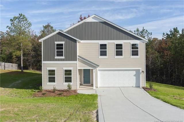 321 New Castle Lane, Spring Lake, NC 28390 (MLS #606586) :: The Rockel Group