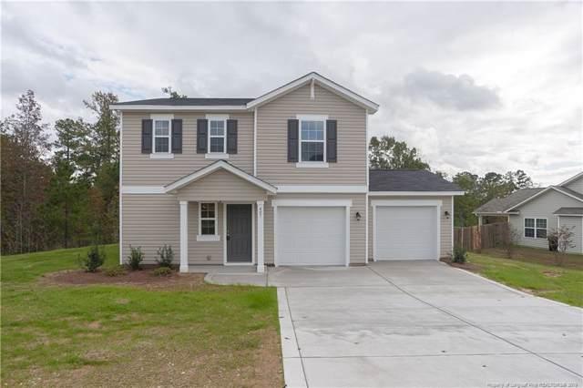 407 New Castle Lane, Spring Lake, NC 28390 (MLS #607355) :: The Rockel Group