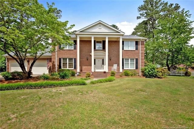 3813 Ithaca Place, Fayetteville, NC 28311 (MLS #607476) :: Weichert Realtors, On-Site Associates