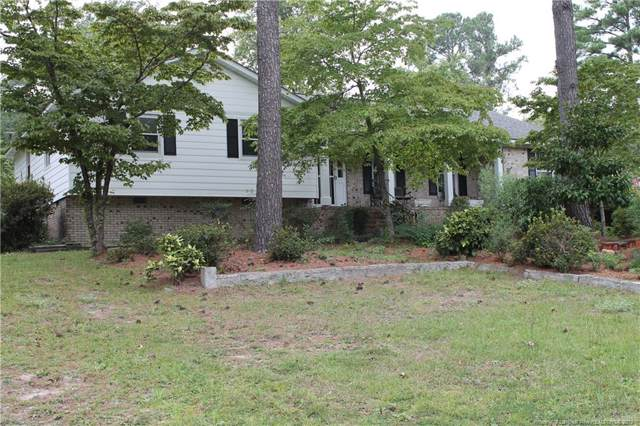 5821 Dobson Drive, Fayetteville, NC 28311 (MLS #607918) :: Weichert Realtors, On-Site Associates