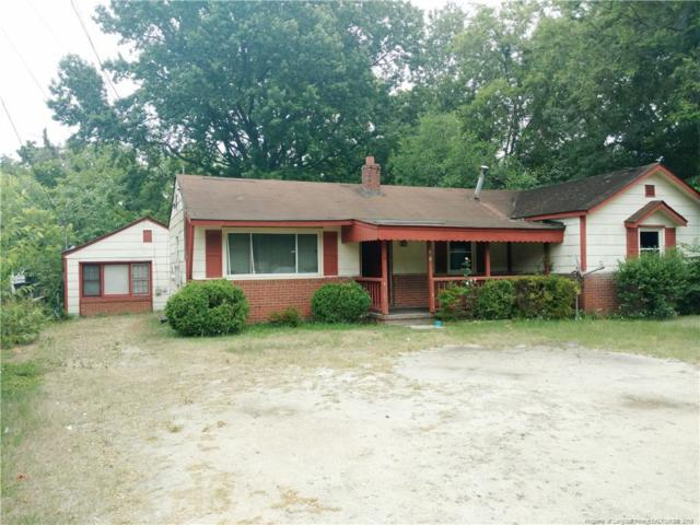 209 & 209 1/2 Roxie Avenue, Fayetteville, NC 28304 (MLS #608015) :: Weichert Realtors, On-Site Associates