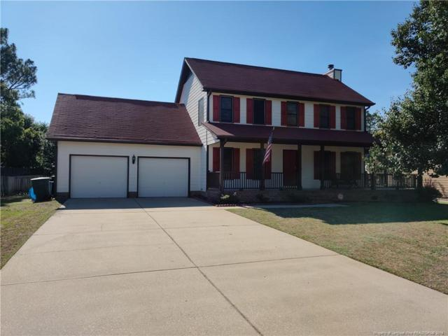 1804 Calista Circle, Fayetteville, NC 28304 (MLS #608279) :: The Rockel Group