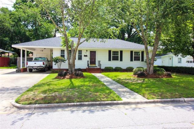 1102 Byrd Avenue, Lumberton, NC 28358 (MLS #608401) :: Weichert Realtors, On-Site Associates