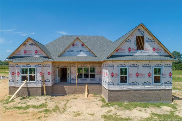 26 Castello Court, Angier, NC 27501 (MLS #608834) :: The Rockel Group