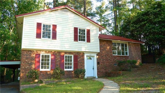 5311 Sandstone Drive, Fayetteville, NC 28311 (MLS #608940) :: Weichert Realtors, On-Site Associates