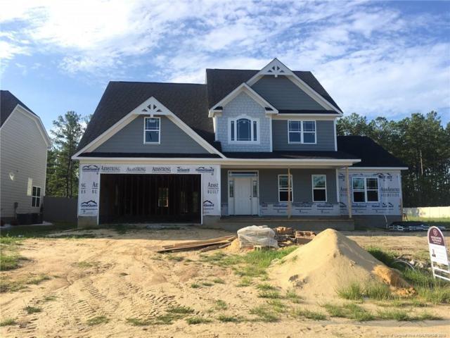 3628 Camberly (Lot 888) Drive, Fayetteville, NC 28306 (MLS #609139) :: Weichert Realtors, On-Site Associates