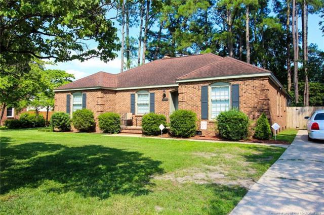 3515 Rosewood Drive, Lumberton, NC 28358 (MLS #609400) :: The Rockel Group