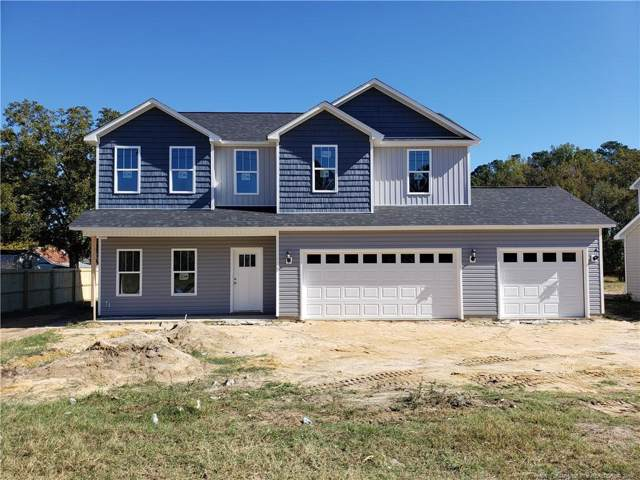 2859 Chicken Foot Road, Hope Mills, NC 28348 (MLS #610020) :: Weichert Realtors, On-Site Associates