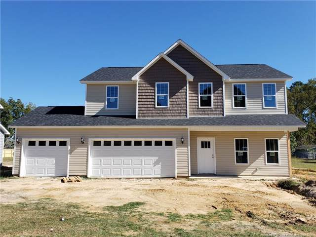 2867 Chicken Foot Road, Hope Mills, NC 28348 (MLS #610166) :: Weichert Realtors, On-Site Associates