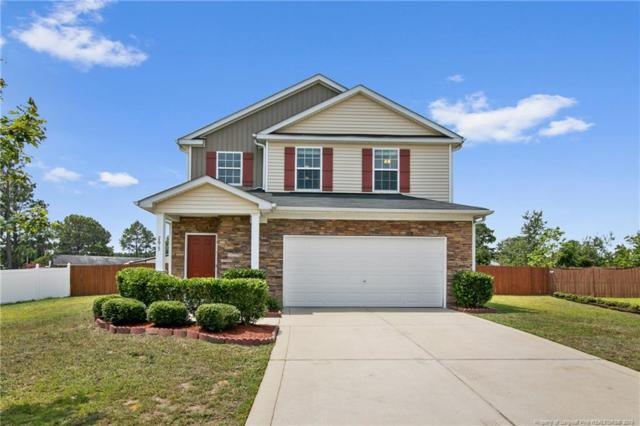2635 Indian Wells Court, Hope Mills, NC 28348 (MLS #610205) :: The Rockel Group
