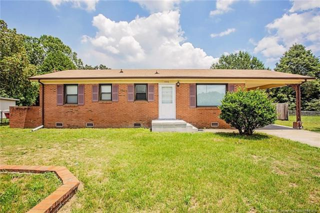 1402 Mack Street, Spring Lake, NC 28390 (MLS #610550) :: Weichert Realtors, On-Site Associates