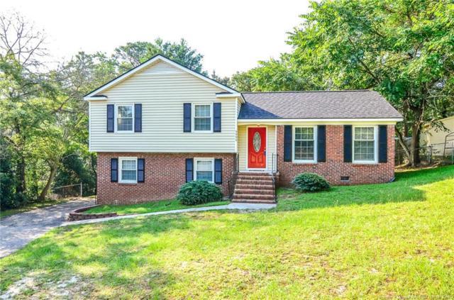 5406 Woodard Court, Fayetteville, NC 28311 (MLS #610770) :: Weichert Realtors, On-Site Associates