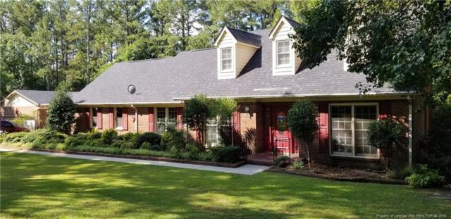 5326 Ole Cypress Springs Road, Hope Mills, NC 28348 (MLS #610815) :: The Rockel Group