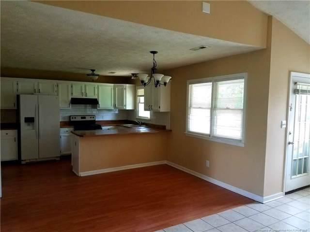 6824 Winthrop Drive, Fayetteville, NC 28311 (MLS #611186) :: The Rockel Group