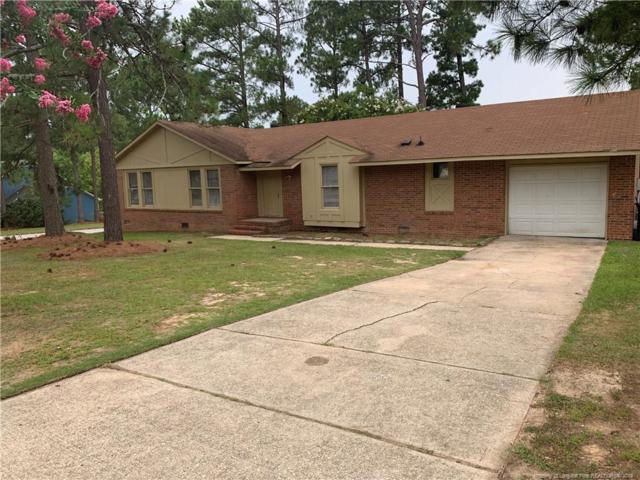 5601 Blythewood Lane, Fayetteville, NC 28311 (MLS #611641) :: Weichert Realtors, On-Site Associates