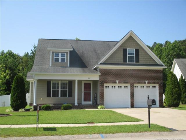 527 Thorncliff Drive, Raeford, NC 28376 (MLS #612718) :: Weichert Realtors, On-Site Associates
