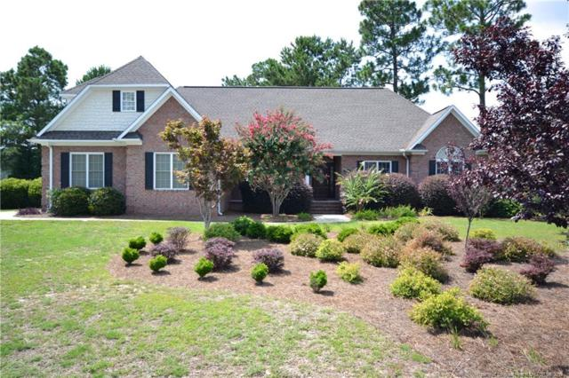 3306 King James Lane, Fayetteville, NC 28306 (MLS #613108) :: The Rockel Group