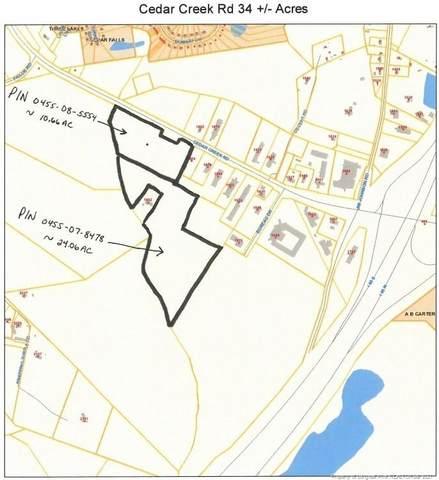 Cedar Creek Road, Fayetteville, NC 28312 (MLS #613487) :: RE/MAX Southern Properties