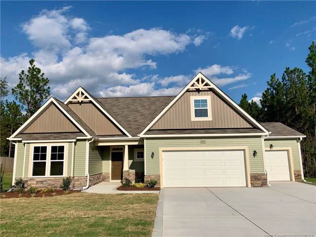475 Porlock Way, Raeford, NC 28376 (MLS #613789) :: Weichert Realtors, On-Site Associates