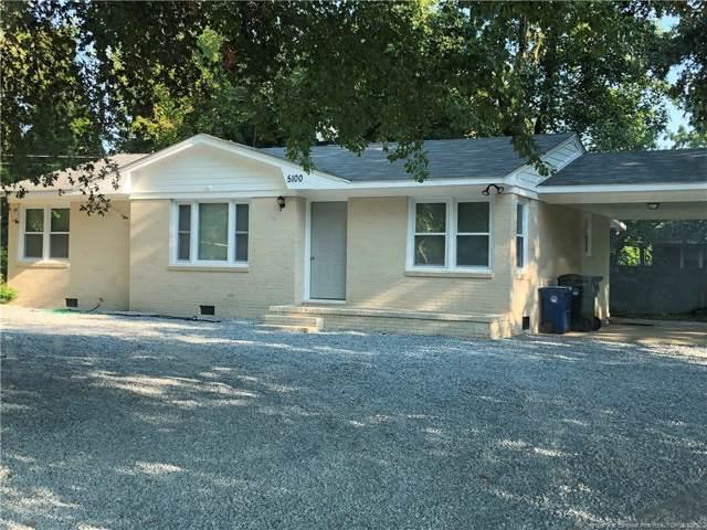 5100 Redwood Drive, Fayetteville, NC 28304 (MLS #613897) :: The Rockel Group